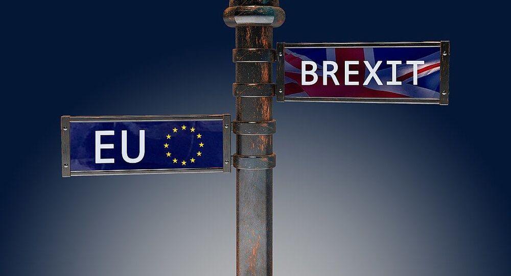 Brexit. Ilustrační foto