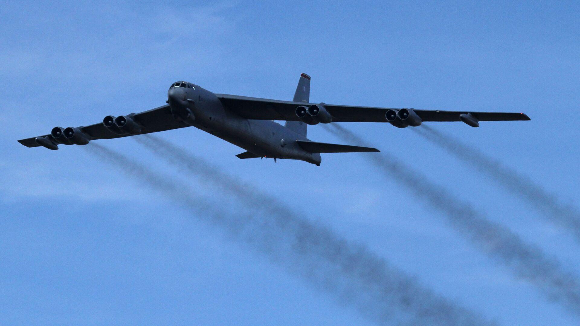 Americký bombardér B-52 - Sputnik Česká republika, 1920, 11.06.2021