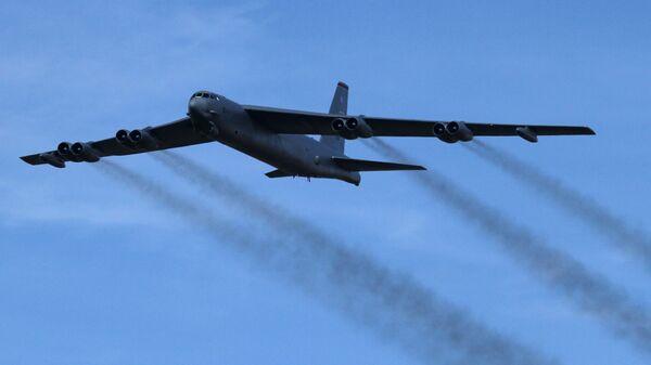 Strategický bombardér Boeing B-52H Stratofortress 4  - Sputnik Česká republika
