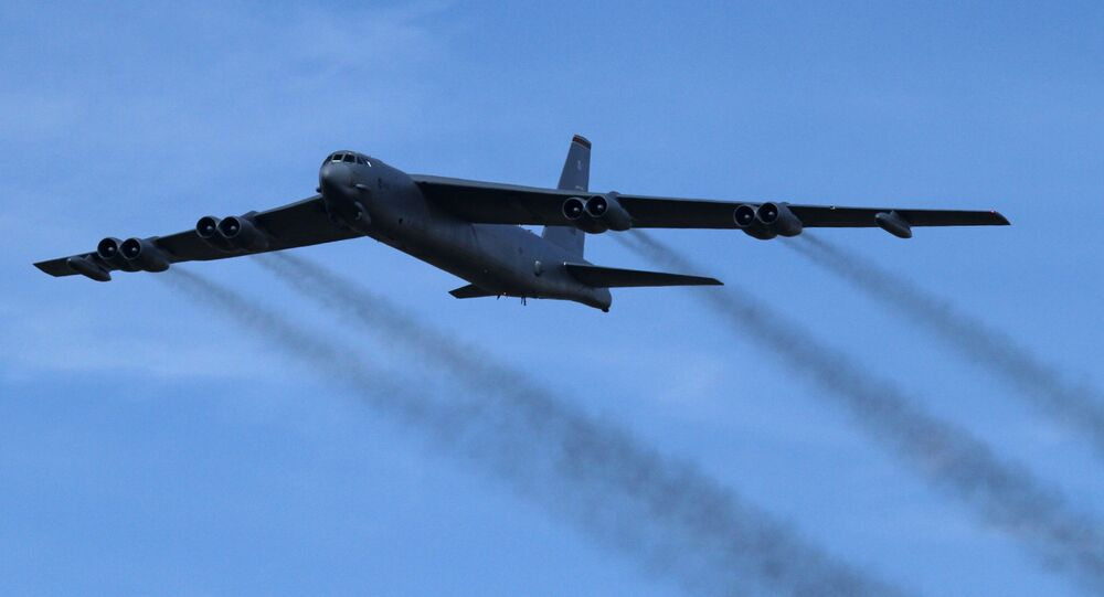 Boeing B-52H Stratofortress 4