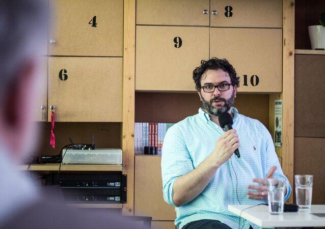 Šéfredaktor týdeníku Erik Tabery