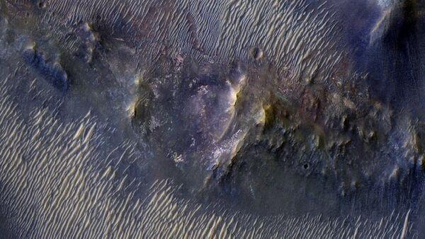 Nili Fossae - Sputnik Česká republika