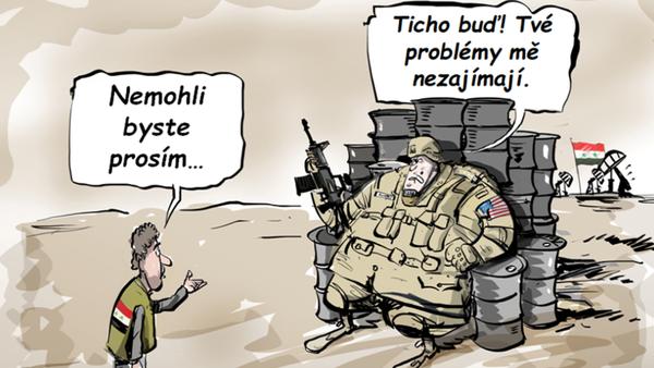 O co se USA zajímají v Sýrii - Sputnik Česká republika