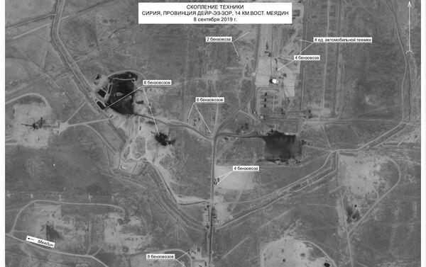 Vojenská technika u al-Omar - Sputnik Česká republika