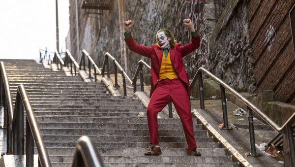 Snímek z filmu Joker - Sputnik Česká republika