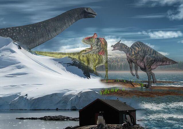 Nestvůry Antarktidy. Vědci objevili nejpodivnější dinosaury
