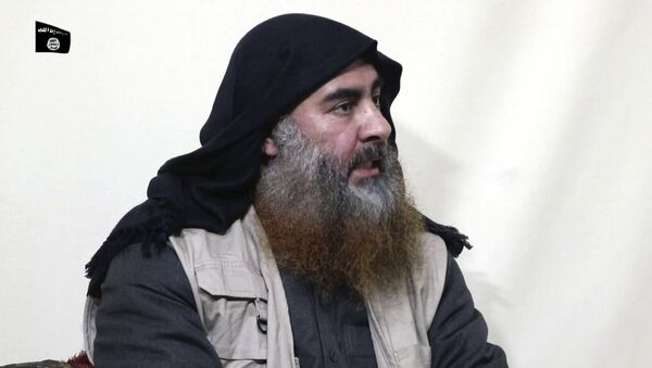 Byly zveřejněny podrobnosti o likvidaci vůdce Islámského státu al-Bagdádího - Sputnik Česká republika