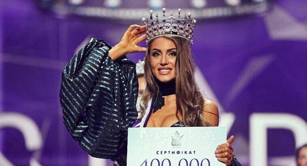Miss Ukrajina 2019 Margarita Pasha