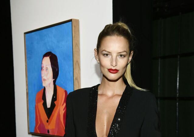 Slovenská modelka Michaela Kociánová