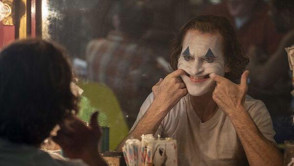 Joaquin Phoenix ve filmu Joker - Sputnik Česká republika