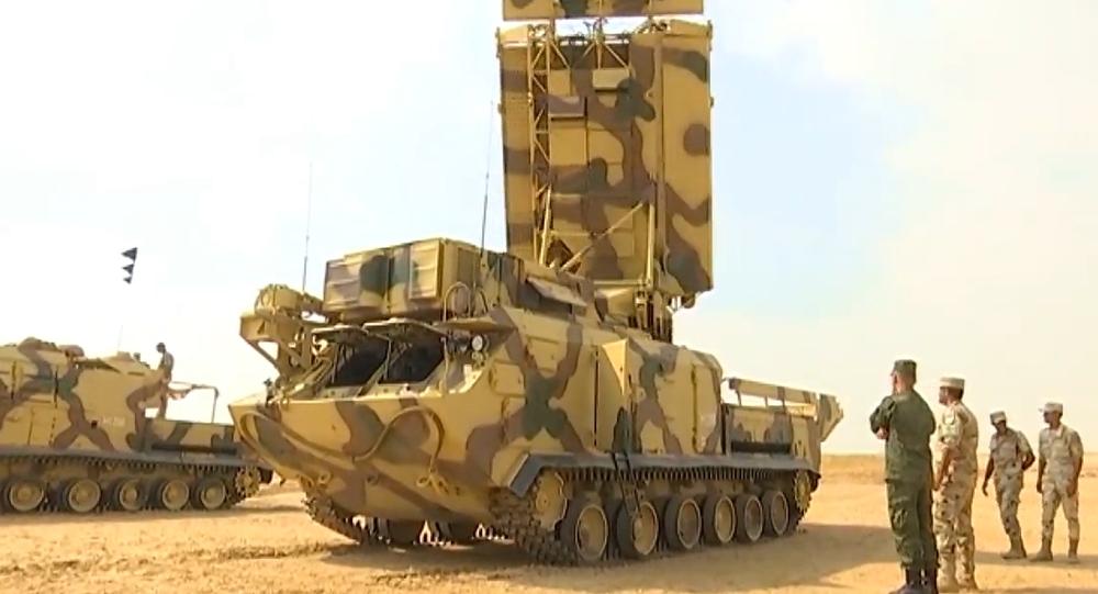 Video: Další vojenský spojenec Ruska? Poprvé probíhají  rusko-egyptská  cvičení s použitím raketových komplexů Buk-M2E