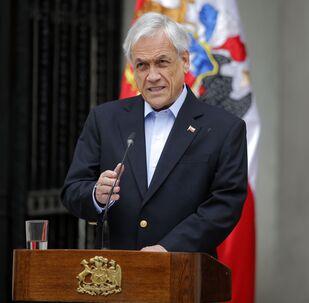 Chilský prezident Sebastián Piñera