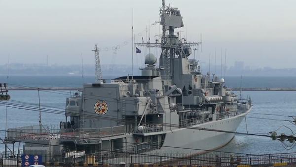 Video: Minolovky NATO se seskupily na Ukrajině. Co se děje?  - Sputnik Česká republika