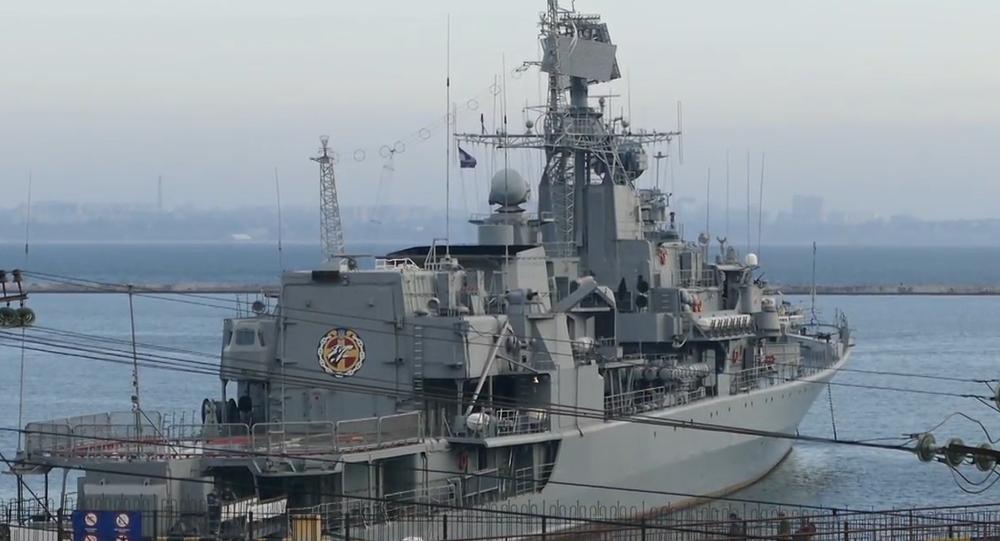 Video: Minolovky NATO se seskupily na Ukrajině. Co se děje?