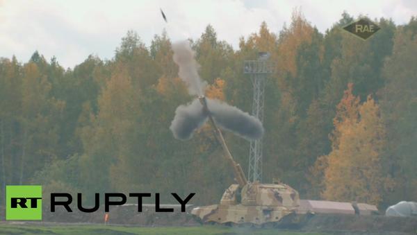 Zahájení výstavy zbraní Russia Arms Expo - Sputnik Česká republika