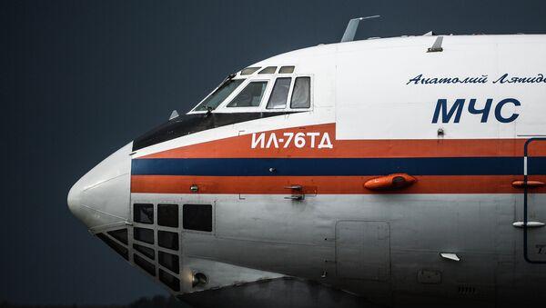 Самолеты МЧС РФ эвакуировали граждан России и других государств из Непала - Sputnik Česká republika