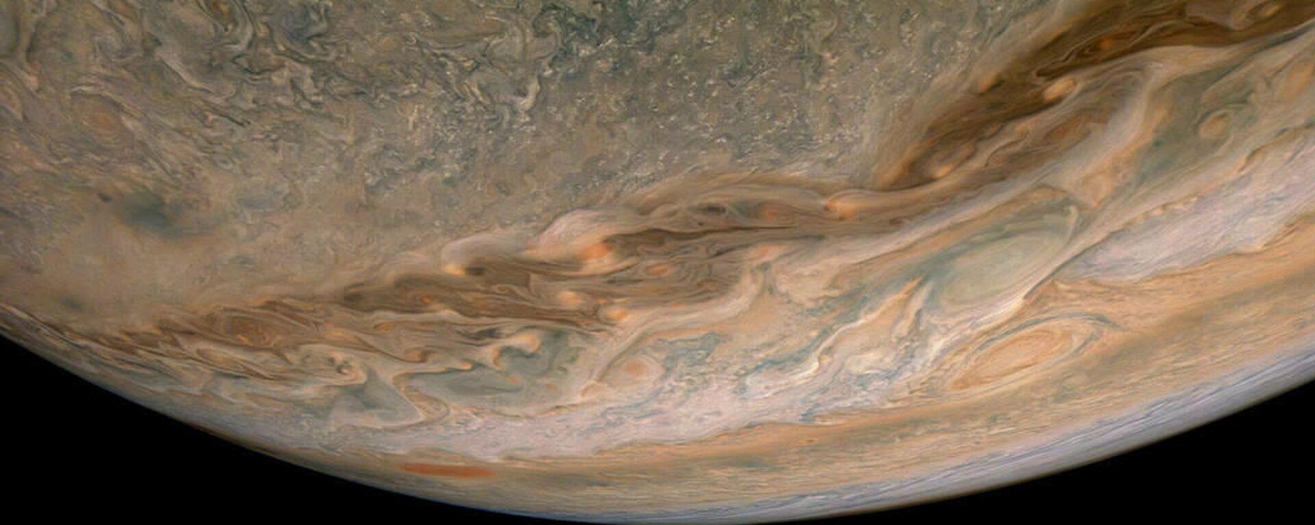 Severní polukoule Jupiteru - Sputnik Česká republika, 1920, 29.05.2021