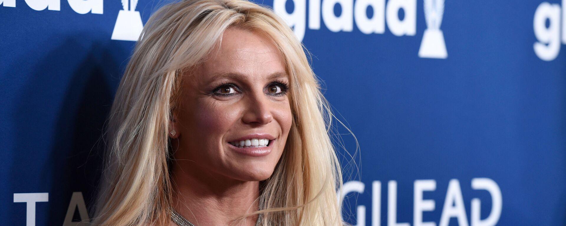 Britney Spears  - Sputnik Česká republika, 1920, 14.08.2021
