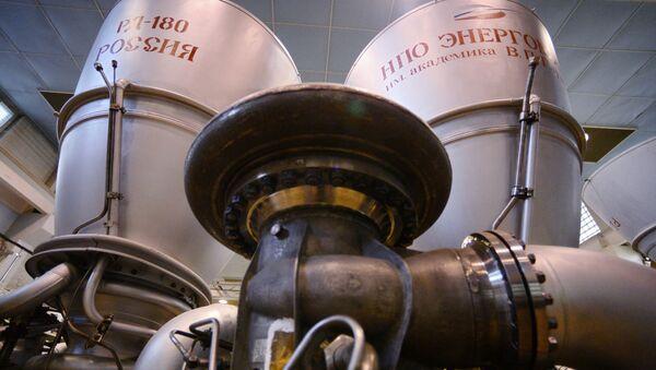 Raketový motor RD-180 - Sputnik Česká republika