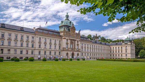Strakova akademe - Sputnik Česká republika