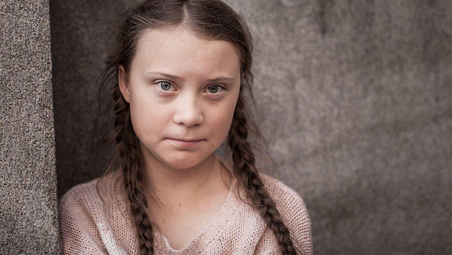 Greta Thunbergová - Sputnik Česká republika, 1920, 31.03.2021