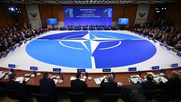 Zasedání ministrů zahraniční NATO ve Washingtonu - Sputnik Česká republika