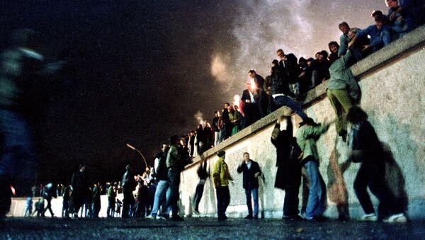 Berlínská zeď - Sputnik Česká republika