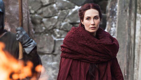 Postava Melisandry v seriálu Hra o trůny - Sputnik Česká republika