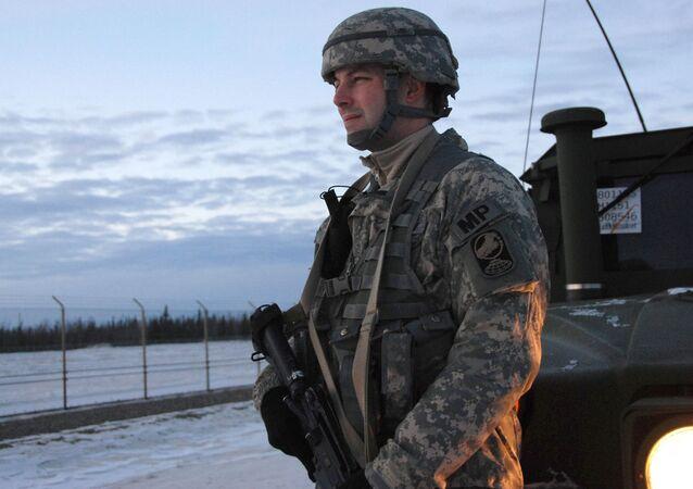 Tajemné bojové vozidlo americké armády bylo posláno na Aljašku