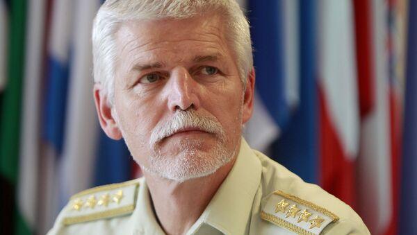 Český armádní generál Petr Pavel. - Sputnik Česká republika