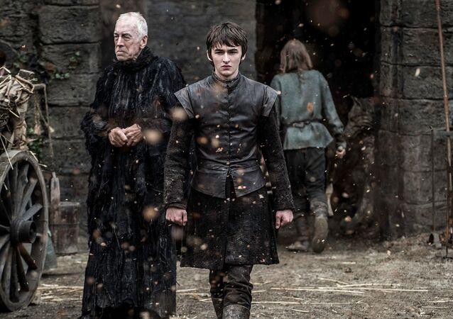 Postava Brana Starka v seriálu Hry o trůny