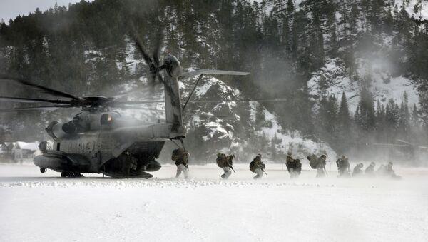 Nezlob medvěda: NATO čelí konfliktu s Ruskem v Arktidě - Sputnik Česká republika