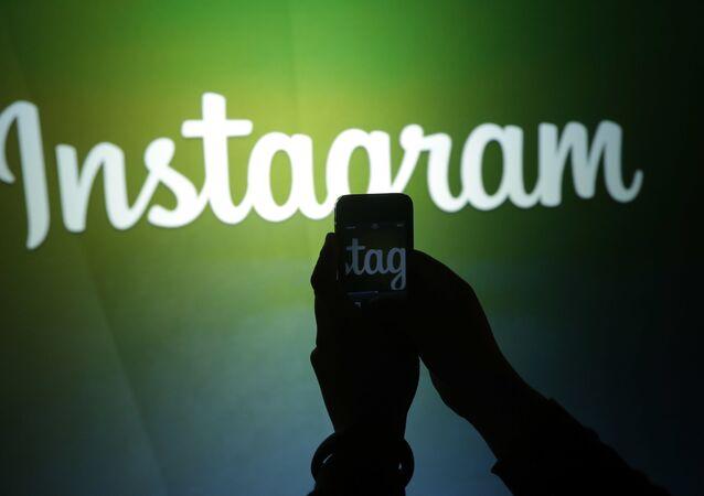 Instagram. Ilustrační foto