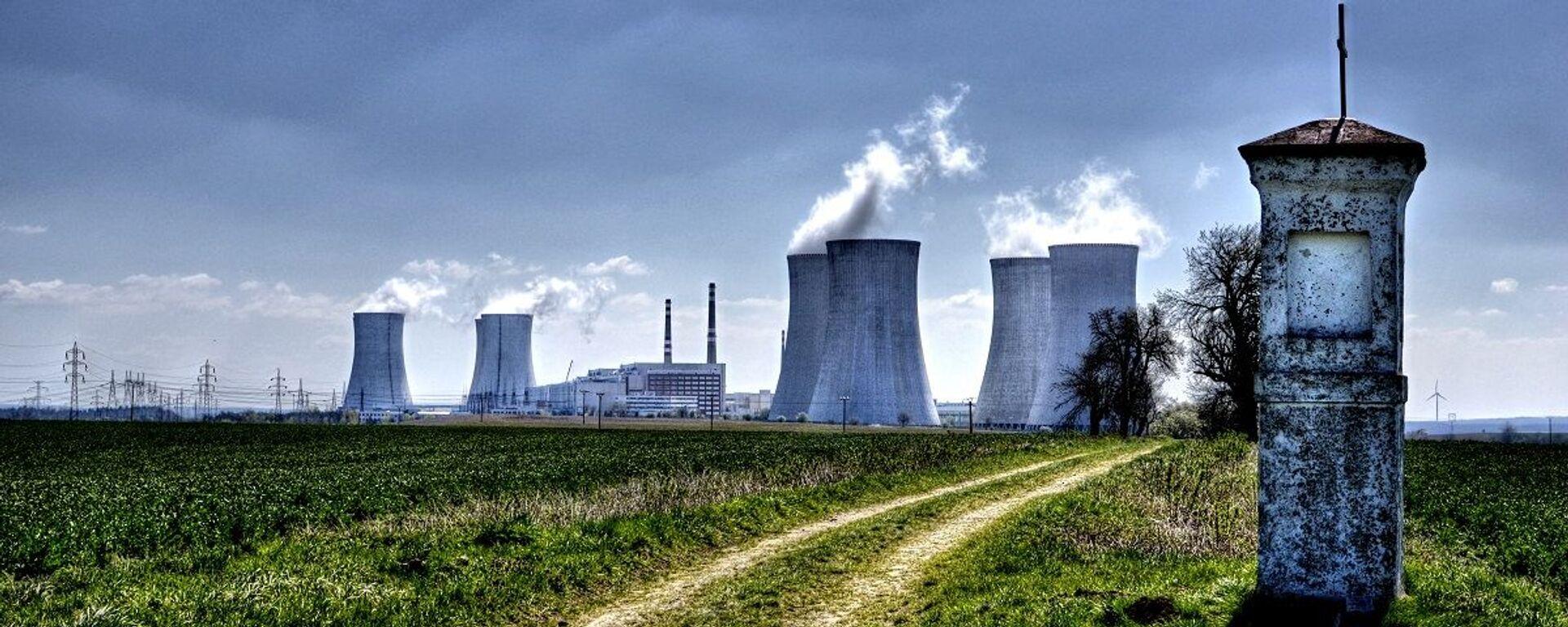 Jaderná elektrárna Dukovany - Sputnik Česká republika, 1920, 26.03.2021