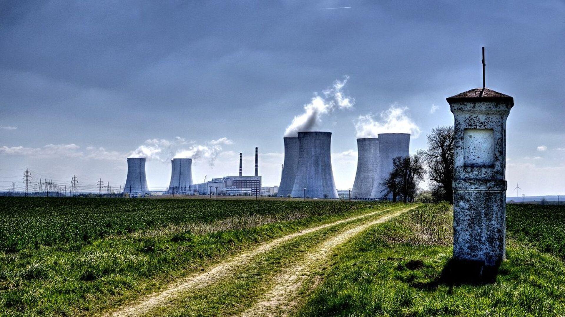 Jaderná elektrárna Dukovany - Sputnik Česká republika, 1920, 19.04.2021