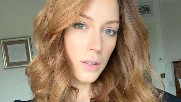 Ukrajinská modelka Anastasia Subbotová - Sputnik Česká republika
