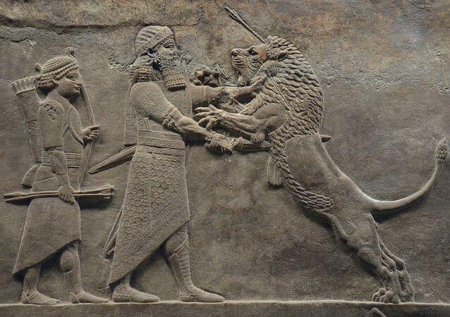 Aššurbanipal, asyrský král