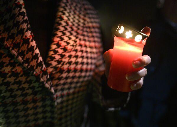 Oslavy třicátého výročí sametové revoluce v ČR a na Slovensku - Sputnik Česká republika