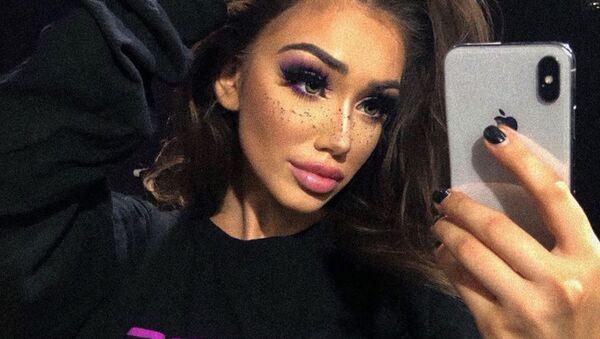 Česká modelka, blogerka, youtuberka a influencerka Veronica Biasiol. - Sputnik Česká republika