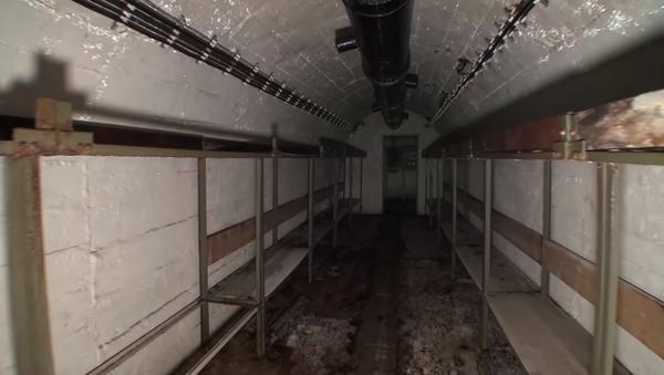 Video z bunkru - Sputnik Česká republika