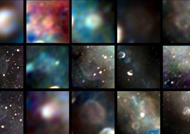 Radioteleskop objevil desítky mrtvých hvězd uprostřed Mléčné dráhy