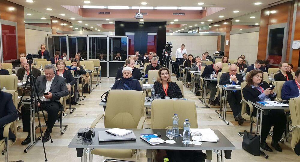 Mezinárodní Mediální fórum 2019 v Praze