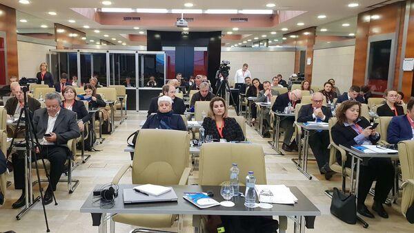 Mezinárodní Mediální fórum 2019 v Praze - Sputnik Česká republika