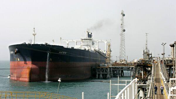 Tanker. Ilustrační foto - Sputnik Česká republika