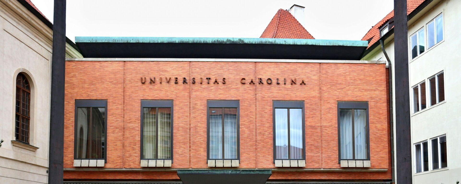 Karlova univerzita v Praze - Sputnik Česká republika, 1920, 12.07.2021