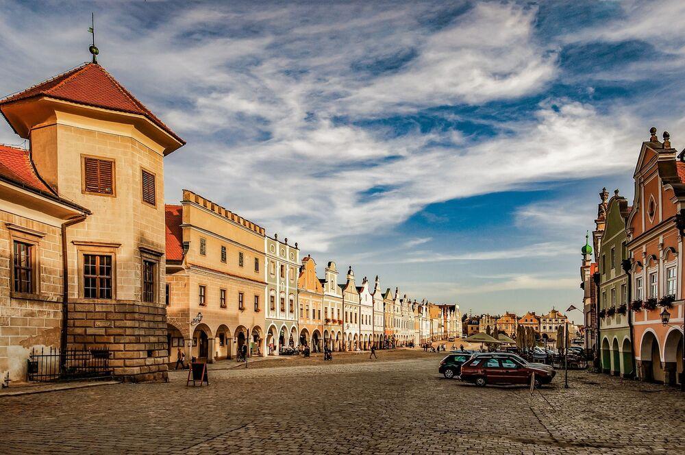 Telč (Česká republika)