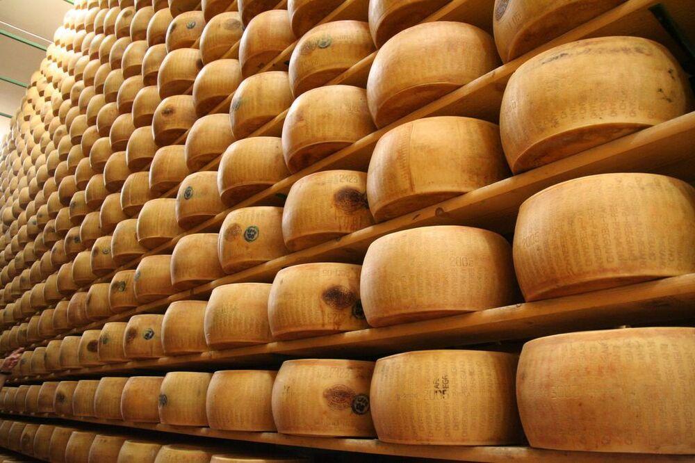 Sýrárna (Parma, Itálie)