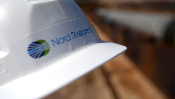 Stavba plynovodu Nord Stream 2. Ilustrační foto  - Sputnik Česká republika