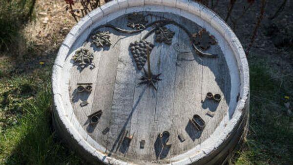 Sluneční hodiny. Ilustrační foto - Sputnik Česká republika
