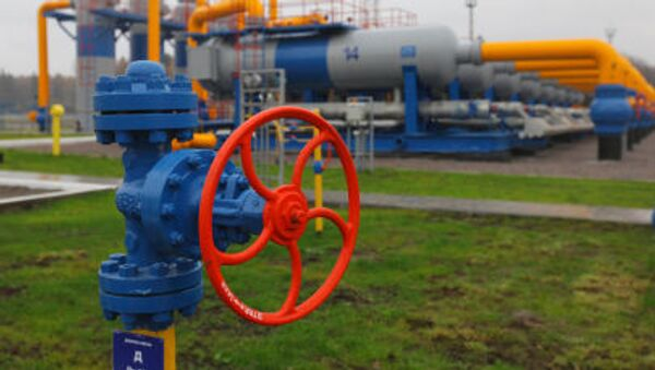 Plynovod - Sputnik Česká republika